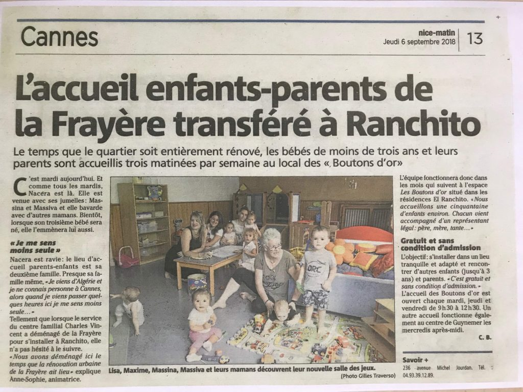 LAEP transféré à Ranchito